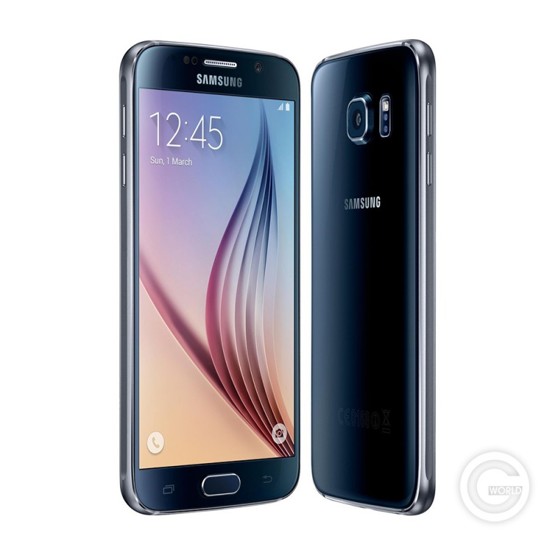 Galaxy S6 SS 32GB SM-G920F, Black