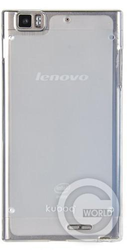 Купить чехол для Lenovo K900 Kuboq Advanced TPU, Transparent
