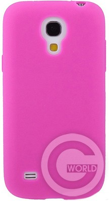 Купить чехол TPU для Samsung i9190 Galaxy S4 mini, Pink