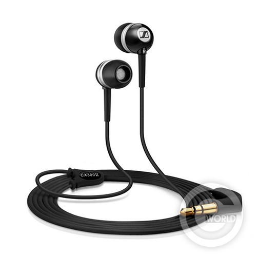 SENNHEISER CX-300-2 PRECISION Black Вид 2