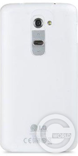 Чехол Melkco Air PP 0.4 mm cover case for LG D802 Optimus G2 transparent