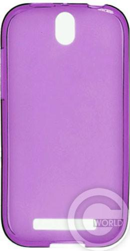 TPU case for One SV purple