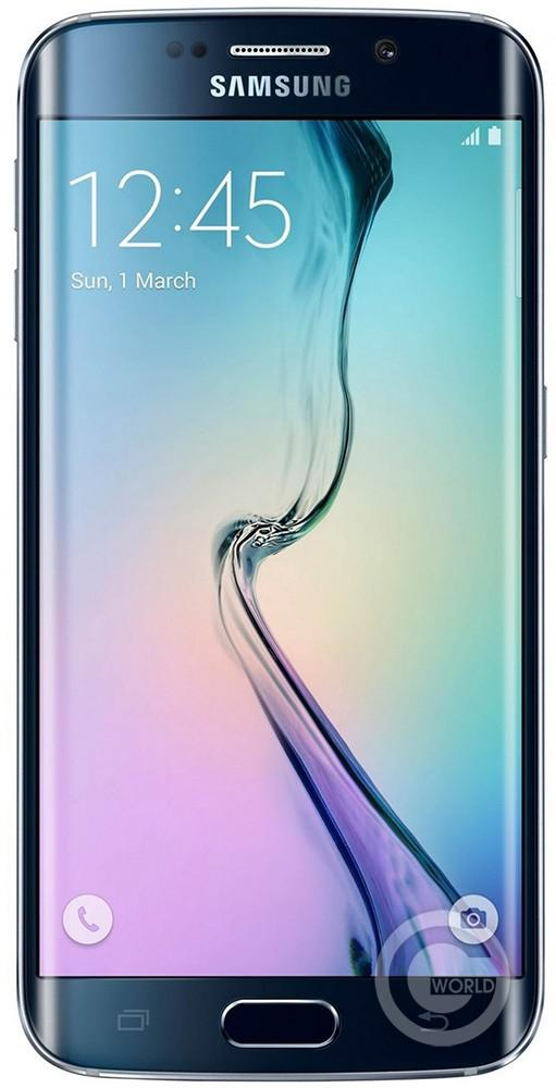 Купить Samsung Galaxy S6 Edge 128GB SM-G925F, Black