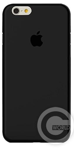 OZAKI O!coat-0.3-Jelly Black для iPhone 6