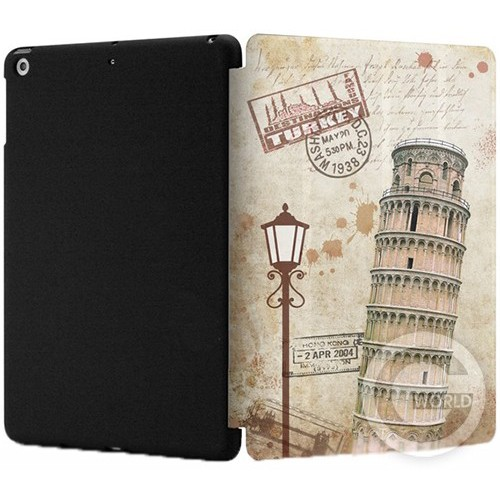 Чехол WOW case with Leaning Tower printing  для iPad Air