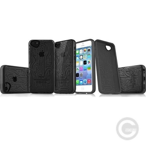 itSkins Ink  for iPhone 5 Black Вид 2