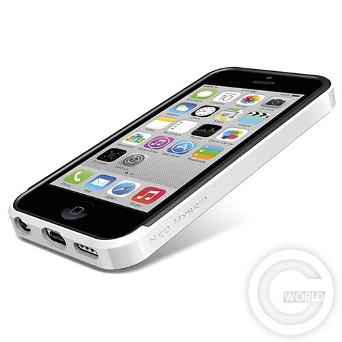 SGP iPhone 5S/5 Case Neo Hybrid Infinity White Вид 2