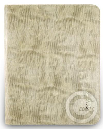 Купить NavJack Vellum series rotation case для iPad2/3/4 sandy beige