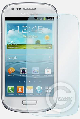 Купить защитную пленку для Samsung Galaxy SIII i9003, глянцевую