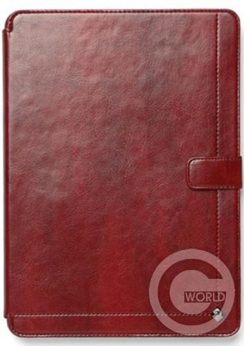 Купить Zenus iPad Air Synthetic leather Neo Classic Diary, Wine Red