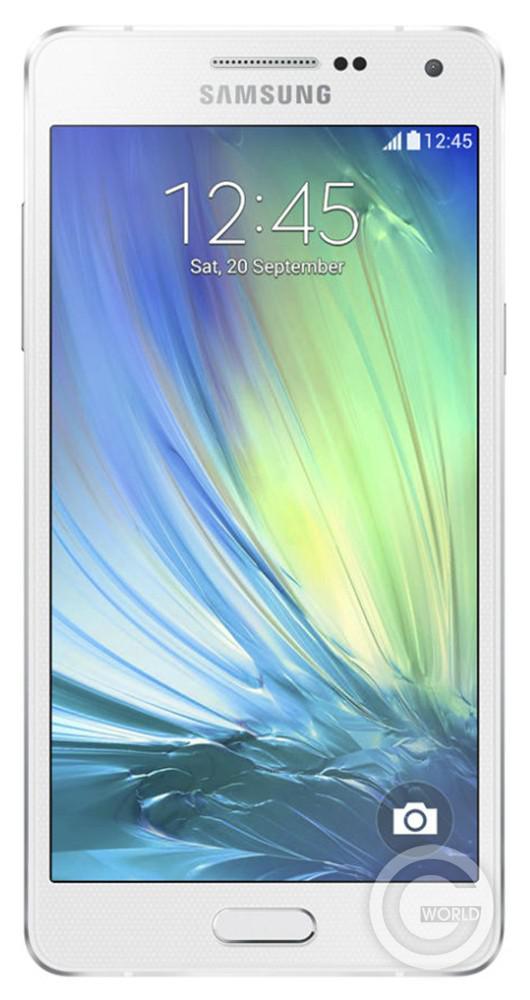 Samsung Galaxy A5 SM-A500, white