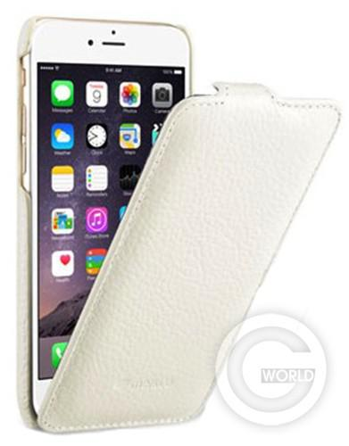 Купить чехол Melkco Jacka leather case для iPhone 6  White