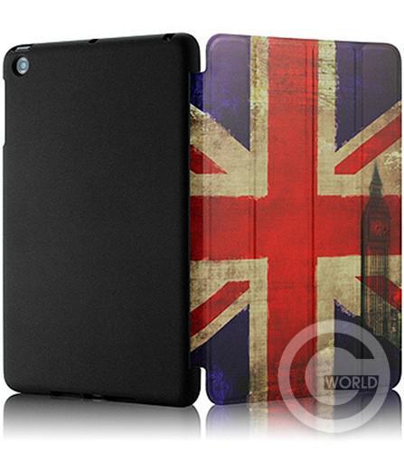 Купить WOW case with UK flag printing для iPad Air